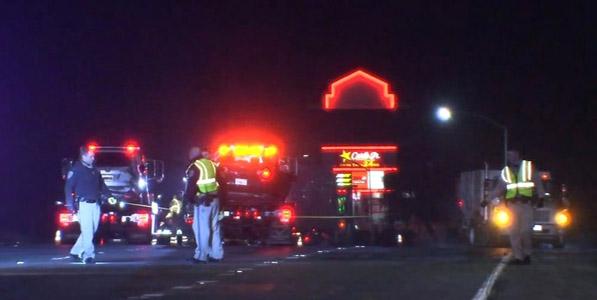 60 Freeway Accident 2019